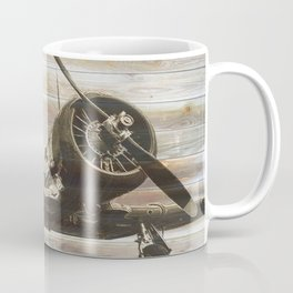 Old airplane 2 Coffee Mug