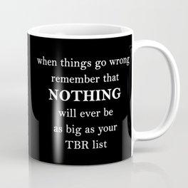 WHEN THINGS GO WRONG... Coffee Mug