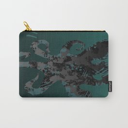 The Abstract Kraken Carry-All Pouch