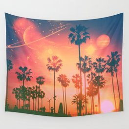 Summer Bound Wall Tapestry