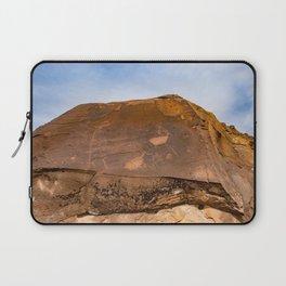 Desert Rock Art - Petroglyphs - IIa Laptop Sleeve