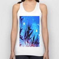 firefly Tank Tops featuring Firefly by Puttha Rayan Ali