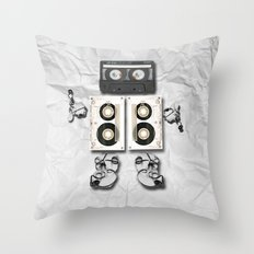 I call him Fred! Throw Pillow