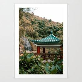 Mui Wo Art Print