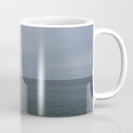 grey lake Coffee Mug