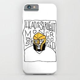 MF Doom iPhone Case