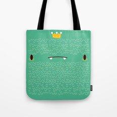 King Yeti Tote Bag