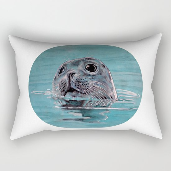 seal Rectangular Pillow