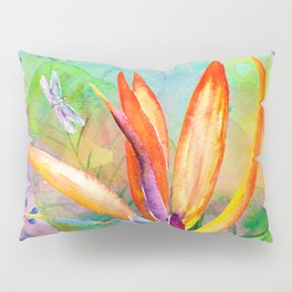 Bird of paradise i Pillow Sham