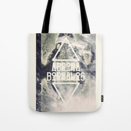 AURORA BOREALIS#01 Tote Bag