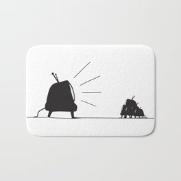Rules of obedience Bath Mat