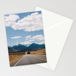Road to Arthur's Pass II Stationery Cards