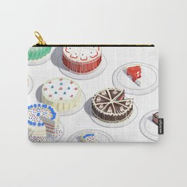 I Like Cakes Carry-All Pouch