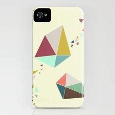 Geome(tri)c Slim Case iPhone (4, 4s)