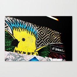 Galah - Graffiti - Street Art Canvas Print
