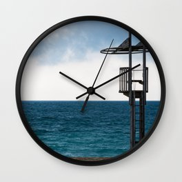 Storm to come Wall Clock