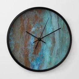 Patina Bronze rustic decor Wall Clock