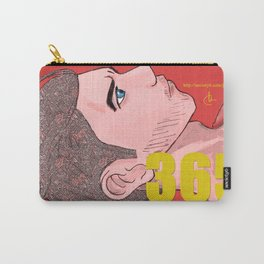365 Days of Sketches: Number #136 Carry-All Pouch