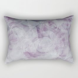 A Floral Bouquet of Clouds Rectangular Pillow