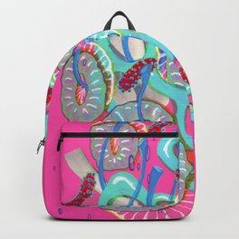 Alien Organism 12 Backpack