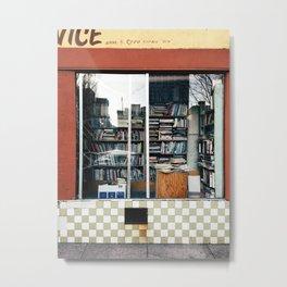 Vice Metal Print