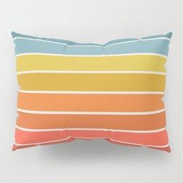 Gradient Arch - Rainbow II Pillow Sham