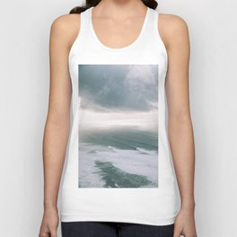 At Peace Unisex Tank Top