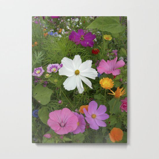 flower garden II Metal Print