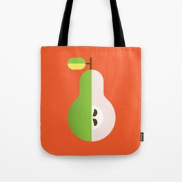 Fruit: Pear Tote Bag