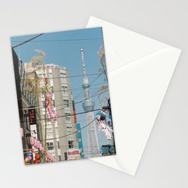 Tsukimi Stationery Cards