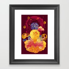 La Lumiere Framed Art Print