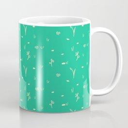 Running Bunny Coffee Mug