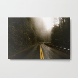 Pacific Northwest Roadtrip Metal Print