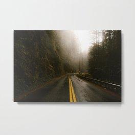 Pacific Northwest Roadtrip Metal Print