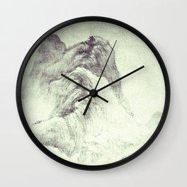 Looking back at Denjiro Wall Clock