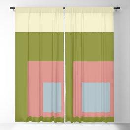 Color Ensemble No. 7 Blackout Curtain