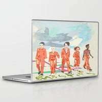 misfits Laptop & iPad Skins featuring Misfits by aNiark