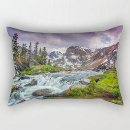 Lake Isabelle Rectangular Pillow