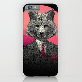 VIF - Very Important Fox iPhone Case