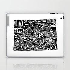 Typographic Colorado Laptop & iPad Skin