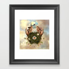 Dador Framed Art Print
