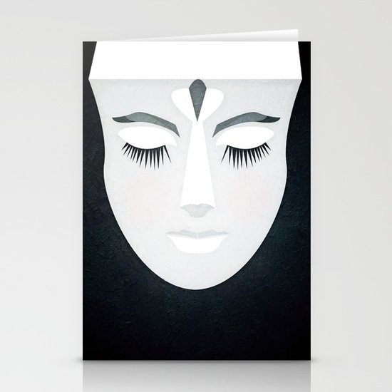 Stillness Stationery Cards