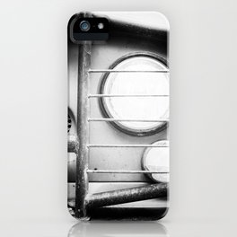Eye Eye Comrade Lamp iPhone Case