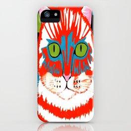 Bad Cattitude - Cats iPhone Case