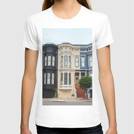 Colorful homes T-shirt
