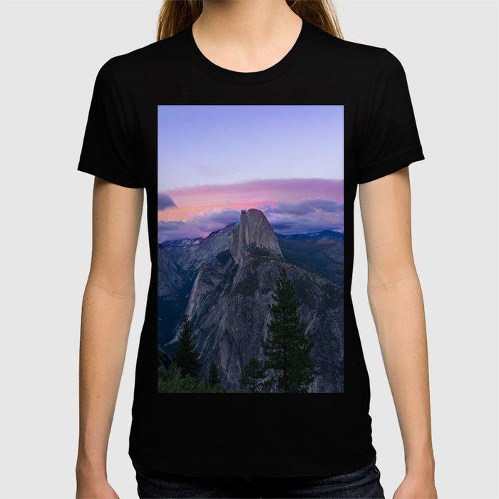 Yosemite National Park at Sunset T-shirt