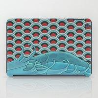 koi iPad Cases featuring Koi by John Tibbott