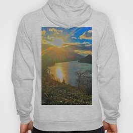 Columbia River Gorge, Sunset Hoody