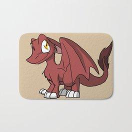 Chocoberry SD Furry Dragon Bath Mat