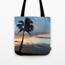 In the Palm of Hawaii Tote Bag